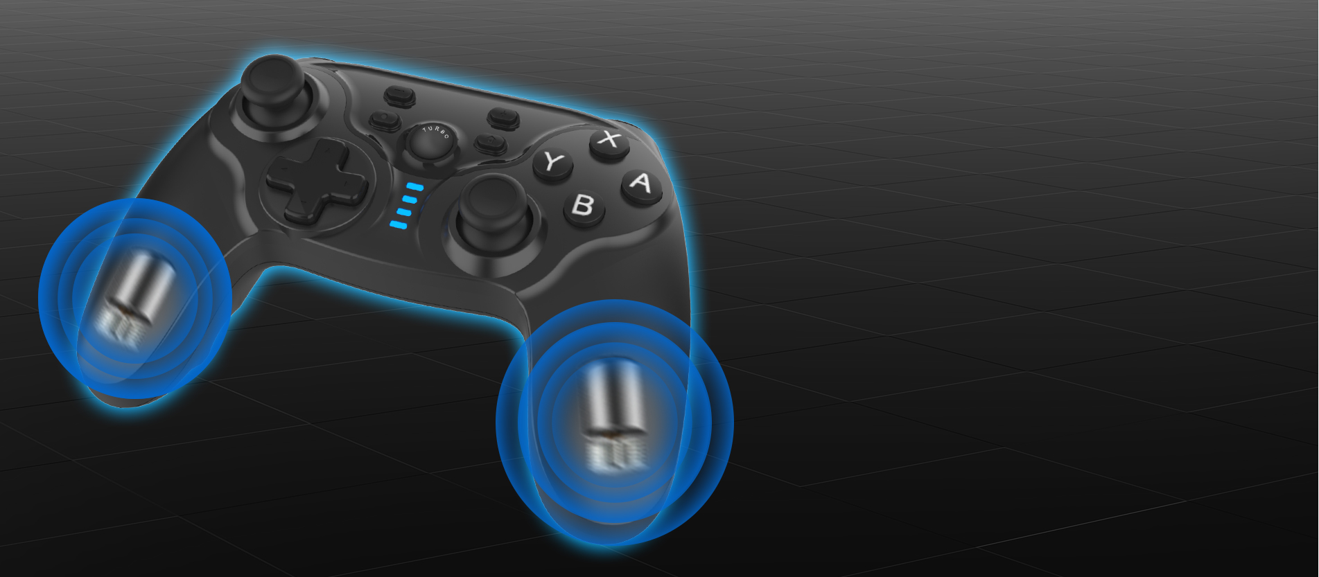 hd humble for switch controller