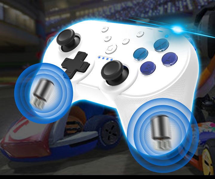 wireless mini controller for switch
