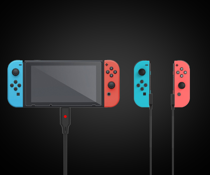 charging cord for nintendo switch